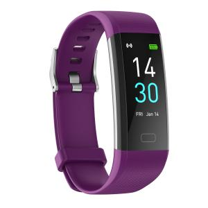 Quality Ble5.0 IP68 80*160dpi Blood Pressure Monitor Smartwatch HRS3300 for sale