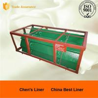Quality High Chrome White iron Chute Liners Sand Casting Parts for Crusher for sale