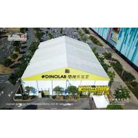 durable and strong aluminum 30m Large Exhibition Tent For The Outdoor Expo for sale