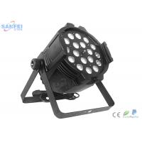 Quality Safe LED Indoor Lighting Colored Stage Lights 10 Flashes Per Second for sale