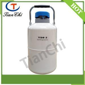 China TianChi 2L Liquid nitrogen container in Benin on sale