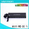Wireless 1 x 8 HDMI Splitters 3D 4K x 2K HDCP Full HD HDMI Amplifier Splitter for Laptop for sale