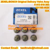 Quality BOSCH ZEXEL Original  Delivery valve assy 9 413 610 303 / 9413610303 / 32A / 131160-4620 for sale