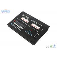 Quality 3 - Phase DMX Lighting Controller / Stage Lighting Console Integrated Dimming Table for sale