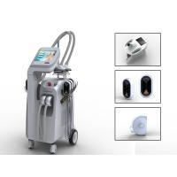 China Cryolipolysis Cavitation Fat reducing Lipo Laser Machines RF Skin Spa System for sale