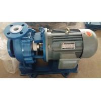 China Standard Chemical Coupled Centrifugal   Pump on sale