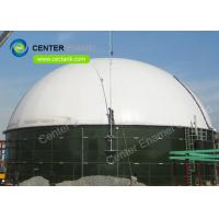 China glass fused to steel water tanks for drinking water storage project In Costa Rica on sale