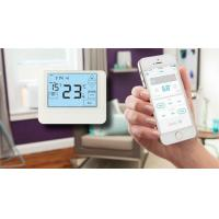 Buy cheap HVAC System Control WIFI Digital Thermostat For Heating And Cooling from wholesalers