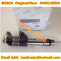 Quality BOSCH Original and New Injector 0445120002/198081 / 198083 / 500313105 for sale