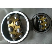 Quality Double Row Self Aligning Ball Bearing Radial 35mm For Gearbox 1207 for sale