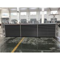 Quality stainless steel ammonia evaporator coil for evaporative condenser;heavy duty stainless steel tube aluminum fins diesel o for sale