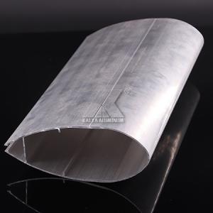 Quality Large Aluminum Outdoor Handrails , Aluminum Handrail Profiles Powder Coaitng for sale