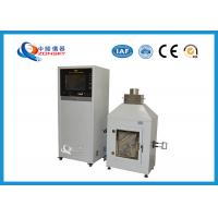 Quality Vertical Flammability Test Apparatus For Thermal Radiation Flame Propagation Test for sale