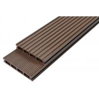 Quality 151*25mm Green Composite Decking Material , Eco - Friendly Plastic Composite Decking for sale