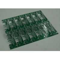 Quality 14 Array Per Pannel PCB Board Fabrication with V Cutting / Scrap Rails for sale