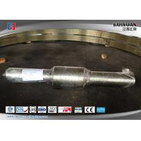 Quality Marine Reducer Forged Steel Shafts Finish Machining EF LF VD Melting Process for sale