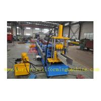 Quality Professional Rainwater Seamless Gutter Machine High Speed Gutter Roll Forming Machine for sale