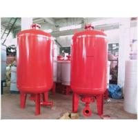 Quality Excellent Sealability Diaphragm Pressure Tank , Pressurized Water Storage Tanks for sale
