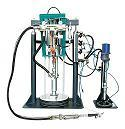Buy cheap Insulating glass machine-Two-component Extruder from wholesalers