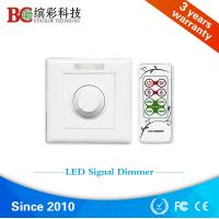 Buy cheap 220V 240V IR wireless led remote control switch light dimmer 0-10v output from wholesalers