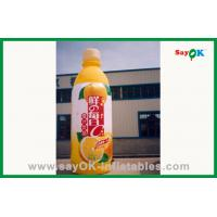 Quality Outdoor Advertising Giant Inflatable Liquor Bottle For Sale for sale