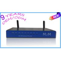 Wireless 3G HSPA+ Router with an internal WCDMA supported 3G modem, simply insert a SIM card and a Wi-Fi