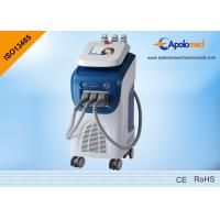 Quality Spots and Freckle Removal SHR IPL Hair Removal Machine with 3 handpieces for sale
