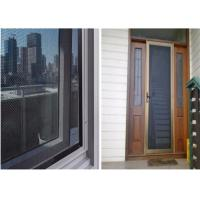 Quality Aluminum Expanded Stainless Steel Window Screen Lightweight 0.5-2.0m Width for sale