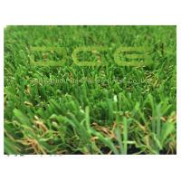 Quality 35mm High Residential Artificial Grass Synthetic Lawn Turf PE Material for sale
