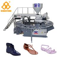 Buy cheap Easy Operate Slippers Sandal Boots Making Machine For PVC TPR Material from wholesalers