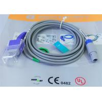 Quality Mindray MEC2000 Compatible SpO2 Adapter Cable 6 Pins to DB9 Pins for sale