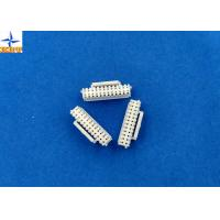 Buy Dual Row Automtive Electircal Connectors Pitch 2.00mm Housing With Lock RH connectors at wholesale prices