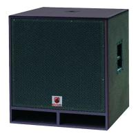 bass 18'' 800W RMS power sound bass professional audio subwoofer power audio sound system for sale