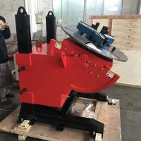 Buy 2T height adjustment welding positioner with 600mm 3 jaw chucks to Brisbane at wholesale prices