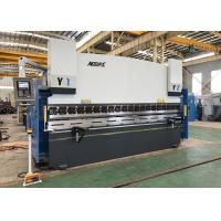 Quality 175 ton x 4000mm 3 Axis CNC Press Brake Machine with DELEM DA52s CNC System for sale