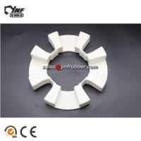 China YNF 240H Excavator Shaft Coupling For Flexible Rubber Assembly White Color on sale