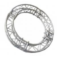 Buy Burliness Silver SN300mm*300mm Circle Aluminum Lighting Truss For Light , LED at wholesale prices