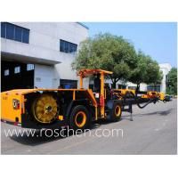 China Crawler Drilling Rig Machine For Air drilling , Air hammer drilling , Auger drilling , mud drilling on sale