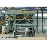 China Automatic S PP Non Woven Fabric Making Machine Width 1600mm For Shopping Bag on sale