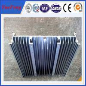 Quality aluminium heat sinks price per kg, aluminum profile for architecture factory for sale