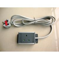 Quality 1 Receptacle European Power Strip , UK Power Distribution Units With Extension Cords for sale