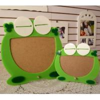 Quality frog acrylic photo frame for sale