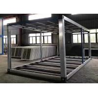 Buy Frame And Roofing Roll Forming Machine Shipping Container House Post at wholesale prices