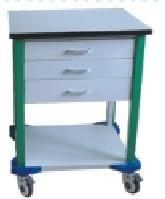Quality medicine supply hospital trolley for sale