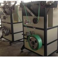 Quality PLC Control Automatic Strapping Band Winding Machine For PP / PET for sale