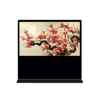 """Quality Hd 1080p 65"""" Free Standing Horizontal Digital Signage 500cd/m2 for sale"""