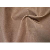 Quality Special Waxed Cotton Canvas / 100 Cotton Fabric With Stiff Handfeel for sale