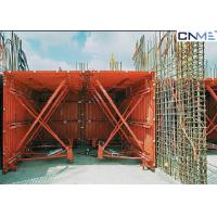 Quality Economic Tunnel Formwork System / Steel Formwork System Powder Coated Surface Treatment for sale