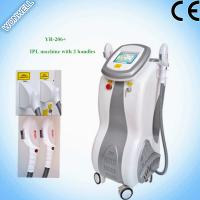 Quality YR-206+ IPL machine with 2 handles  hair removal for sale