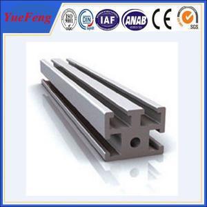 Quality Hot! aluminium fencing extrusion, t-slot aluminium factory, industrial aluminum profile for sale